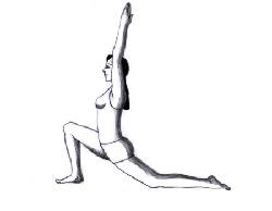 What are some good standing yoga poses for beginners? 18