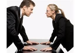 Le conflit au bureau