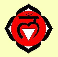 muladhara yantra rouge