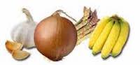 Les bananas, des prébiotiques