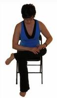 Rotateur interne de la hanche
