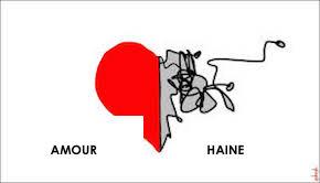 La haine attise la haine holistic attitude for Effet miroir psychologie