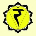 manipura yantra jaune