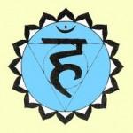 vishuddra yantra bleu ciel